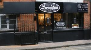 Swordfish store